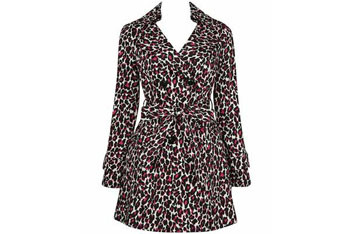 Forever 21 Wild Cheetah Coat $32.80