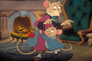 The Great Mouse Detective: Mystery In The Mist
