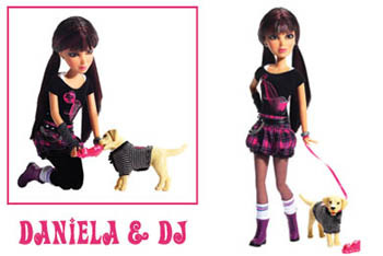 Daniela and DJ