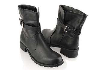 Forever 21 Farah ankle boots $32.80