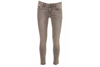 Topshop grey skinny Jamie jeans $80