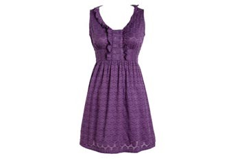 Delia Angela Dot Dress $44.5