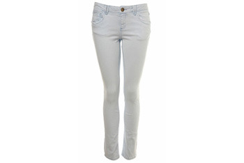 Miss Selfridge Pastel Blue Skinny Jeans $48