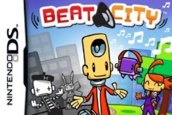 Beat City box cover