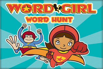 WordGirl Word Hunt