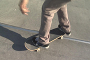 Skateboard Tricktionary :: Kickturn