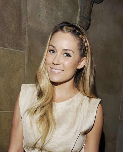 lauren conrad braid updo. lauren conrad side raid.
