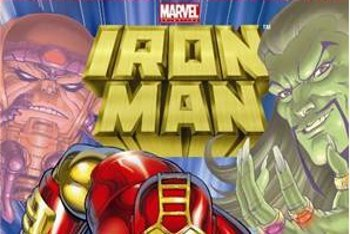 Iron Man: The Complete 1994 Animated TV Series
