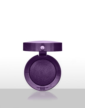 Bourjois Round eyeshadow in Aboslute Violet