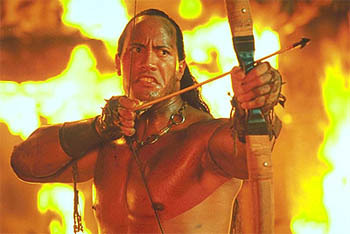 The Rock :: The Scorpion King
