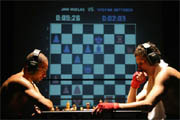 Wacky Sports :: Chess Boxing