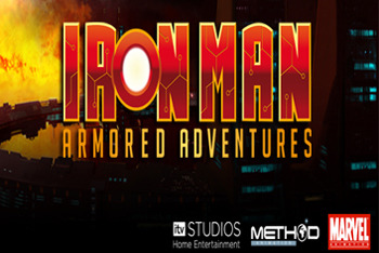 Iron Man Armoured Adventures