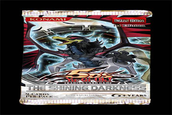 Yu-Gi-Oh! 5D's The Shining Darkness Booster Set