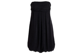Chrissy Bubble tube dress, Delias, $39.50