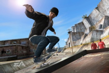 Skate 3 screen shot