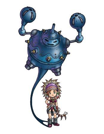 Blue Dragon: Awakened Shadow