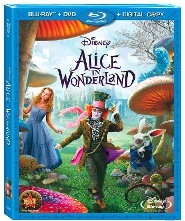 Alice in Wonderland Box Art