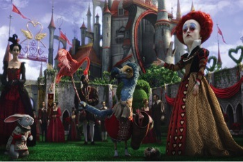 Red Queen Croquet