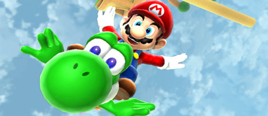 Feature mariogalaxy feature