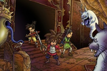 Blue Dragon DS RPG