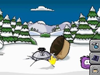 Club Penguin Screenshot