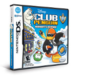 Club Penguin Box Art