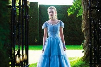 Mia Wasikowska as Alice