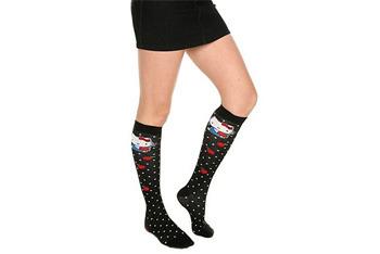 Hello Kitty socks from Hot Topic, $8