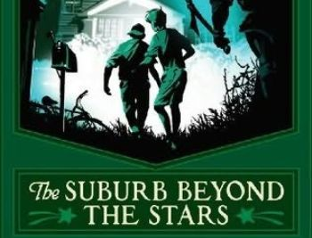 The Suburb Beyond the Stars by M.T. Anderson