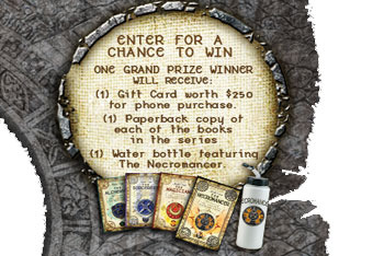 Play The Quest for the Codex and enter to win a phone!
