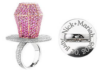 Mariah Carey's Ring