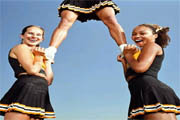 Dangers of Cheerleading: Is it a Sport?