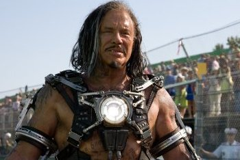 Mickey Rourke as Ivan Vanko