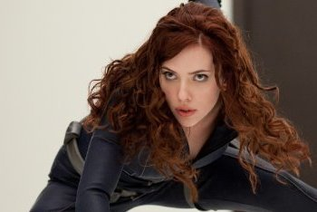 Natahsa Romanoff as Black Widow