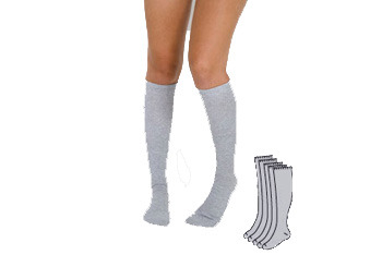 Knee socks from American Apparel, $10