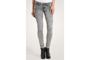 Mineral Washed skinny jeans from Forever21.com, $29/80
