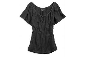 Keyhole tshirt from American Eagle (www.ae.com), $11.95