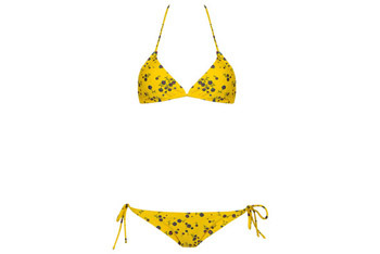 Pretty posy bikini from Forever 21.com, $21