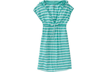 Hooded jersey stripe cover up from OldNavy.com, $24.50