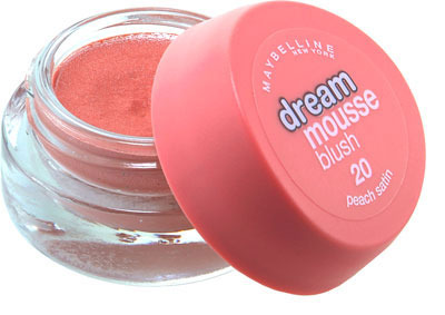 Maybelline Dream Mousse blush in