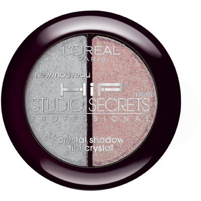 L'Oreal Hip Studio Secrets Professional Crystal Shadow Duo in
