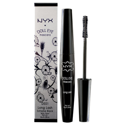NYX Doll Eye mascara in