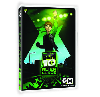 Ben 10 Alien Force Volume 7