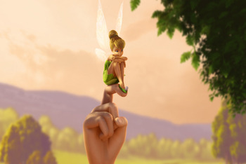 Disney Tinker Bell and the Great Fairy Rescue