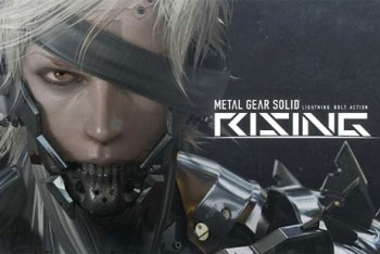 Metal Gear Solid: Rising Raiden poster