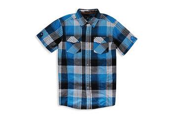 Plaid stripe shirt from www.Forever21.com, $21.90
