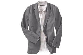 Twill blazer from www.OldNavy.com, $36