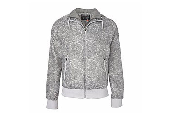 Graffiti jacket from www.NewLook.com, $30