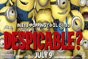 Despicable Me Movie Giveaway