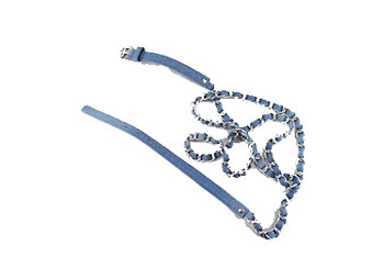 Skinny denim chain belt from GoJane.com, $13